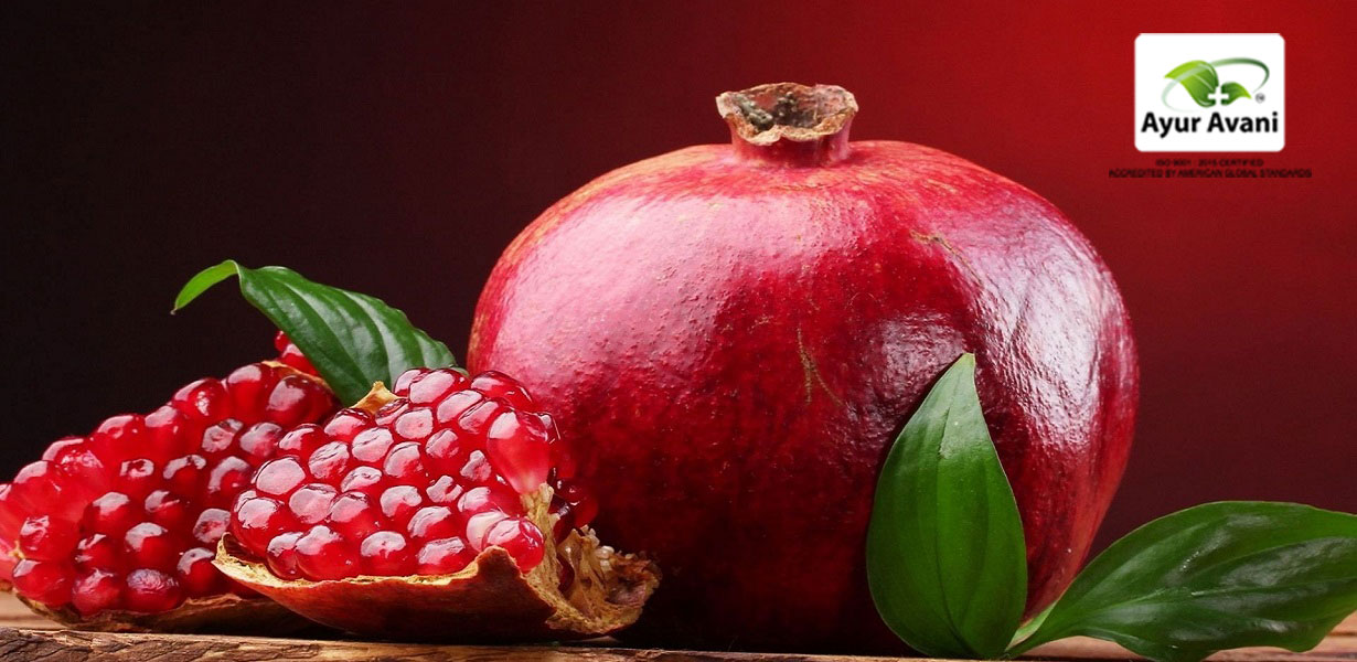 ayurveda_beauty benefits of pomegranate