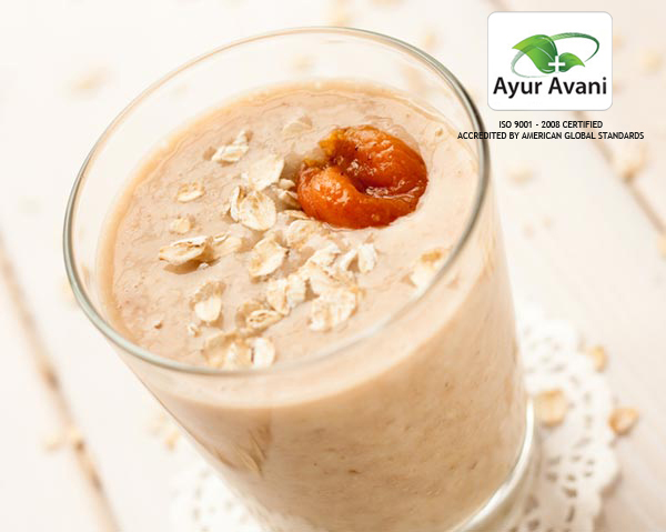 oatmeal_smoothie_a _natural_cure_for_ joint pain
